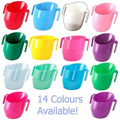 DOIDY Cup for Toddler Training Weening - Many Colours Available!