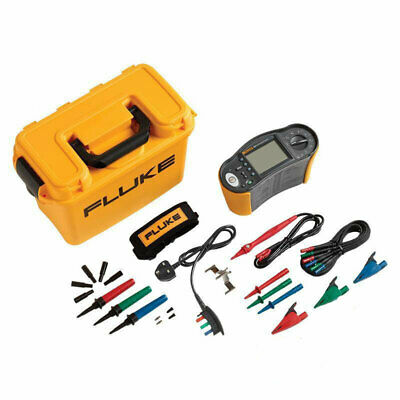 Fluke 1662 Multifunction Installation Tester Fully Calibrated - Improved 1652C