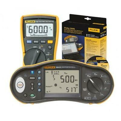 Fluke 1664 FC Multifunction Installation Tester - Improved Version of 1654B