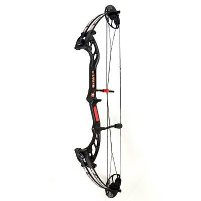 PSE Compoundbogen Fever Schwarz 11,5-29""