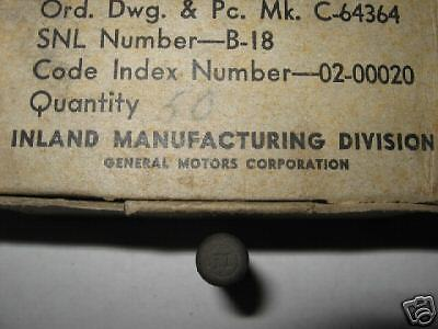 M1 Carbine Oiler Inland, Ii Marked,wwii,us
