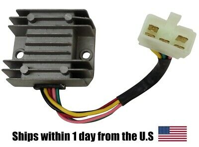 Scooter Voltage Regulator Rectifier 250cc Chinese Scooter Parts Chinese ATV