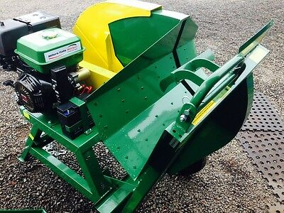 Saw Bench Swing Saw Towable 13hp  Tungsten Tipped NEW