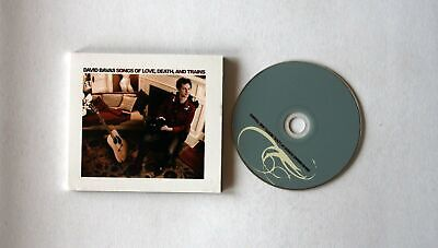 David Bavas Songs Of Love, Death, And Trains Digi CD  Country Folk