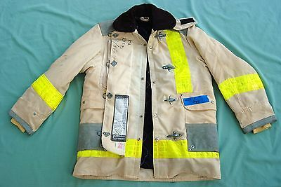 JANESVILLE/CAIRNS CHIEF Firefighter Turnout JACKET size 32, 34, 36, 38
