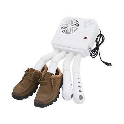 Electric Shoe Boot Dryer Glove Heater Warmer Sterilizer Deodorizer Dehumidify