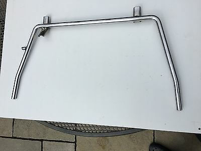 Lambretta Series 2 Stainless Steel Centre Stand.