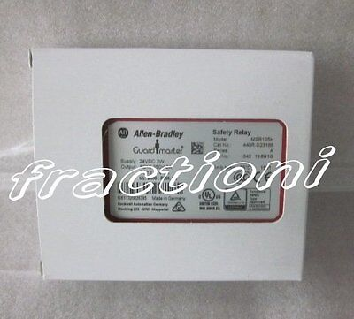 AB Safety Relay 440R-D23166 ( 440RD23166 ) New In Box !