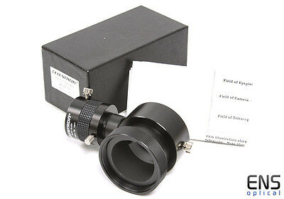 Celestron #94176 Off Axis Guider OAG Japan For SCT Telescopes - Mint Boxed