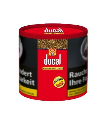Ducal Rot Big Cut Red Line Tabak 68g Dose
