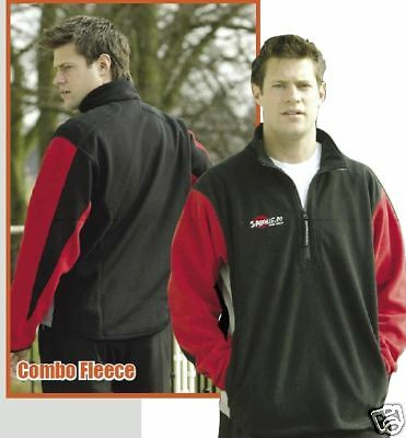 "Samurai Combo Fleece 38 "" Chest RRP £39.99"