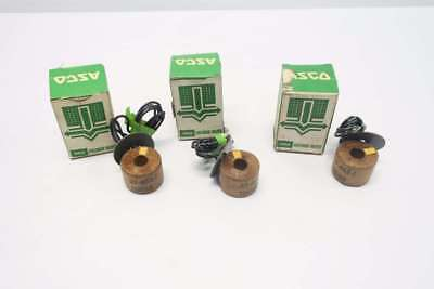Lot 3 New Asco 27-462-1 Red-hat 115v-ac Solenoid Valve Coil