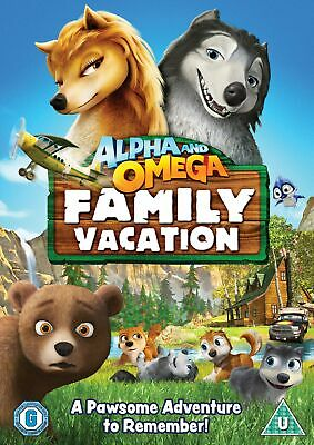 Alpha and Omega: Family Vacation [DVD]