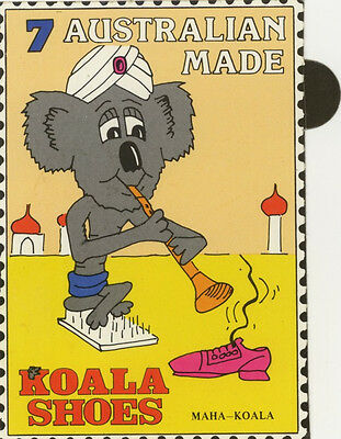 Sticker: Koala Shoes.