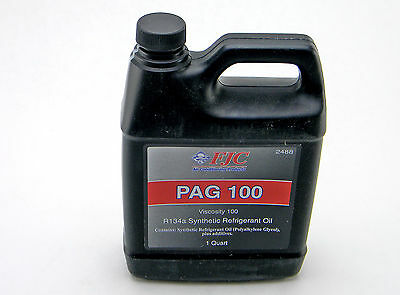 New Fjc Inc. # 2488 Pag100 Viscocity 100 R134A Synthetic Refrigerant Oil 1 Quart