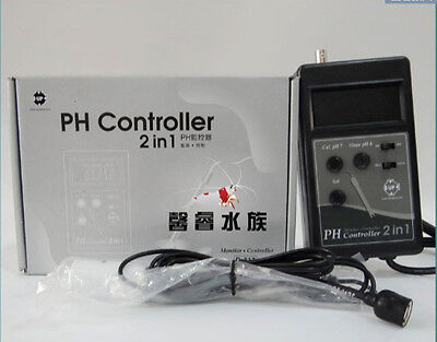 PH monitor controller test kit water test 2 in 1