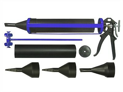 Faithfull Pointing Grouting Gun Kit (Mortar & Cement)