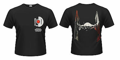 STAR WARS: THE FORCE AWAKENS - Tie-Fighter Approaching Rear - T-Shirt