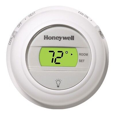 NEW Honeywell T8775C 1005 Digital non programmable thermostat 1/4 of nest  price