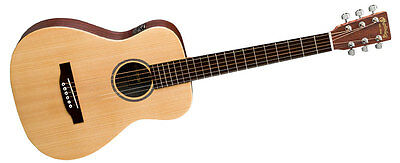 *Brand New* Martin LX1E Little Martin Acoustic Electric Guitar with gig bag