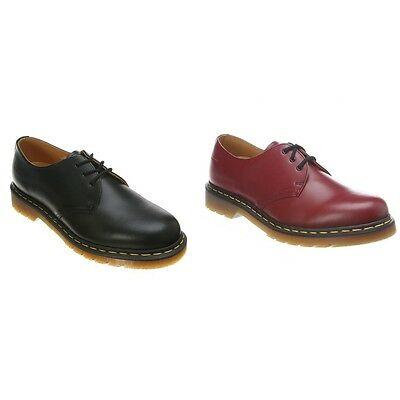 Dr. Martens Men's 1461 3 Eye Gibson Oxfords Shoes