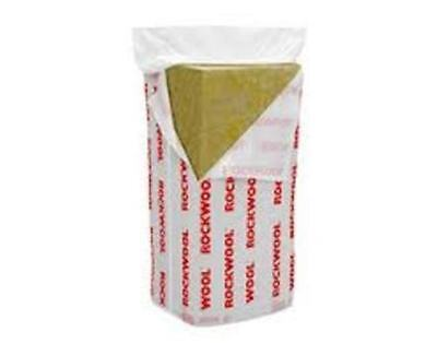 Rockwool Acoustic Thermal Insulation Rwa45 100Mm £19.00 Per Pack