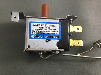 Lg Westinghouse   Fridge Thermostat 351241  6930Jb1003S Gr-272Sf Rj215M Tbr17