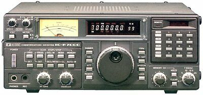 Icom Ic-R7000 Ic R7000 Communications Receiver Service Repair Manual