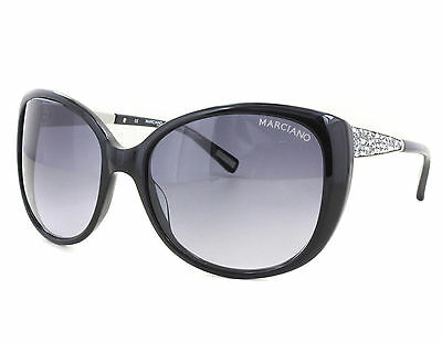 731ad189733 SUNGLASSES GUESS BY Marciano GM 722 (GM 722) GM0722 (GM 722) C38 BLK ...