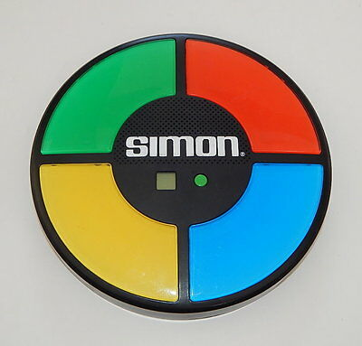 Simon The Electronic Memory Game 2013 Hasbro R10501