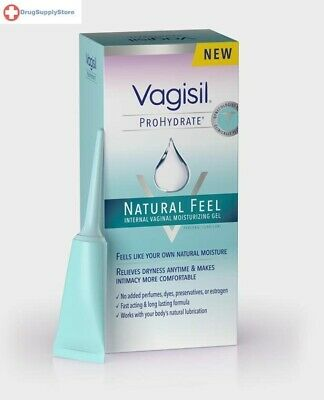 Vagisil ProHydrate Natural Feel Internal Moisturizing Gel 8 ea