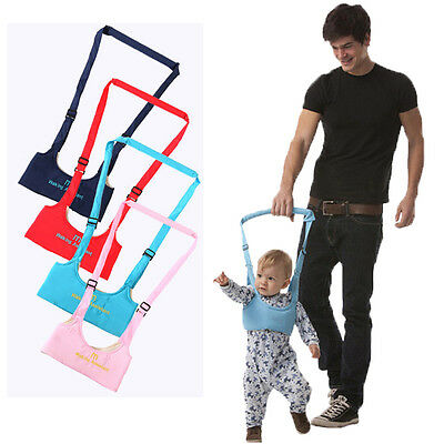 Baby Safety Walking Assistant Adjustable Walk Learning Harness Protection Belt