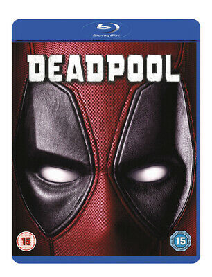 Deadpool Blu-Ray (2016) Ryan Reynolds