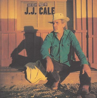 Jj Cale - The Very Best Of Cd ~ Blues Guitar Greatest Hits ~ Rock J.j. *new*