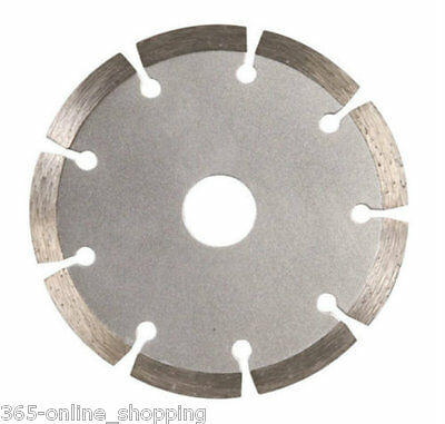 "115mm 4.5"" Diamond Angle Grinder Grinding Stone Brick Concrete Cutting Disc x 1"