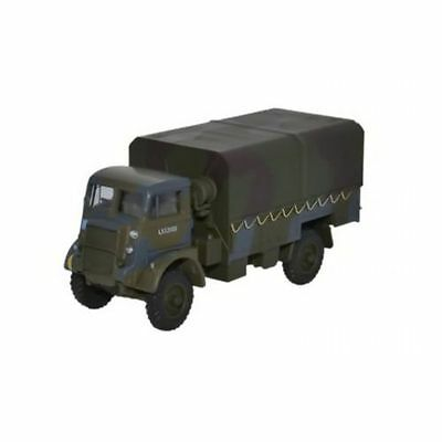Oxford Diecast 1:76 76QLD002 Bedford QLD 1st Armoured Division 1941