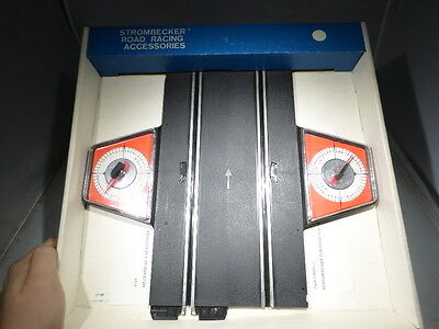 Strombecker UNUSED BOXED 9725 Mechanical Lap Counter