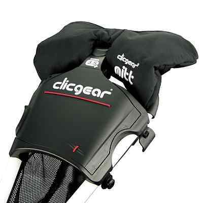 """new 2016""clicgear Golf Trolley Wnter Mitts*best Price*pga Professional*"