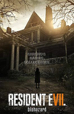 RGC Huge Poster - Resident Evil 7 VII PS4 XBOX ONE - EXT418
