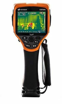 [Keysight U5856A]NEW/TrueIR Thermal Imager, 650 °C/ Monitor temperature/ Compact