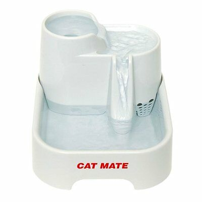 Cat Mate pet cat dog water drinking fountain replacement filter cartridges