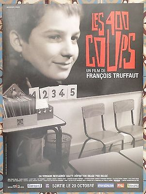 2004RR LES QUATRE CENTS COUPS THE 400 BLOWS Truffaut 16x24 French Movie Poster