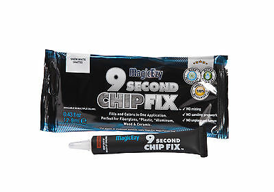 Magicezy 9 Second Chip Fix one-part 0.43 Oz Midnight 200110 MD