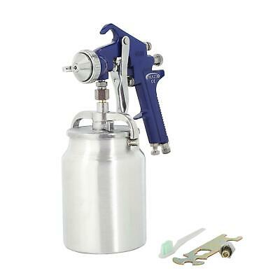 221265 High Pressure Car Truck Furniture Air Paint Spray Gun Suction Type 1.8mm