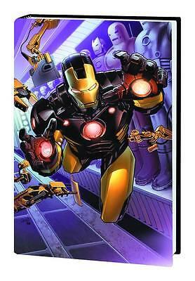 Lot of 3 Iron Man Vol 1 2 3 Collects 1 - 17 HC Hard Cover NEW Sealed !