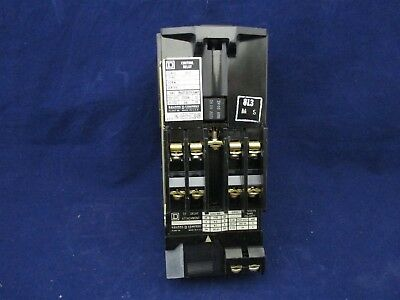 Square D 8501 GD80 Control Relay