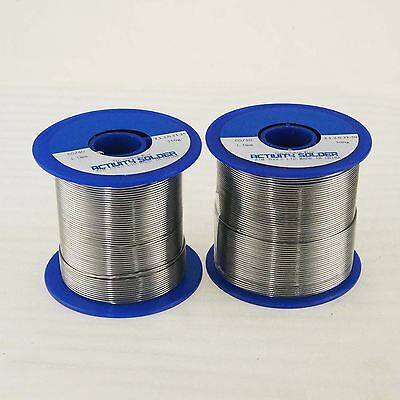 Soldering Wire Tin Lead 60/40 2% Flux Welding Iron 1mm 20Gr to 500Gr