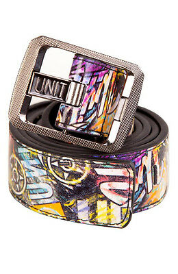 NEW Official Unit Clothing in MULTI Scattered Youth Belt