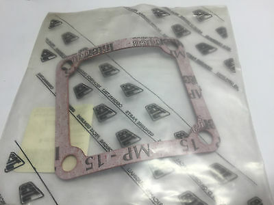 JCB Part Genuine Gasket Exhaust 02/911377
