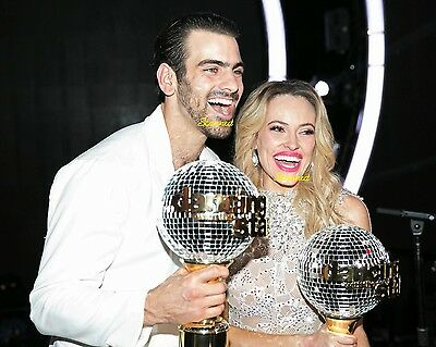 DANCING WITH THE STARS Nyle DiMarco & Peta Murgatroyd picture #3821